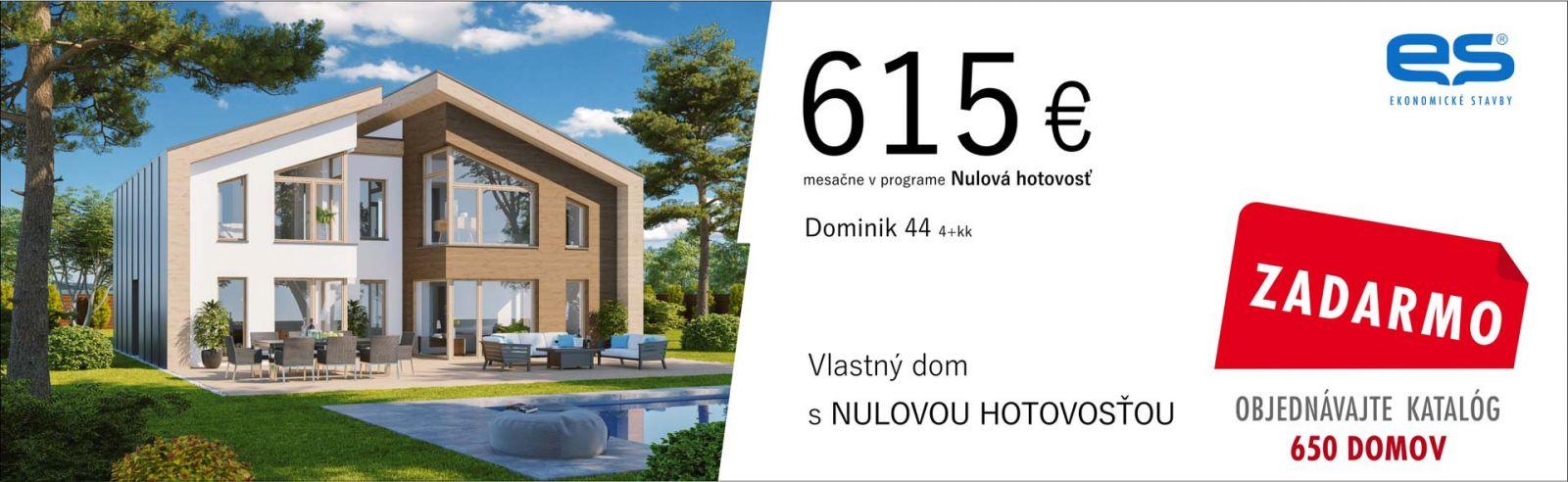 Ekonomicke stavby Dominik