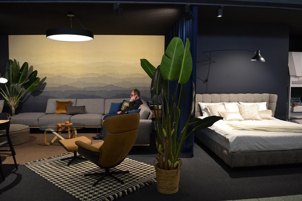 e87bdc600e1e Každý rok v marci konfrontujú v Nitre výrobcovia a predajcovia trendy v  dizajne nábytku a nové technológie na výstave Nábytok a bývanie.