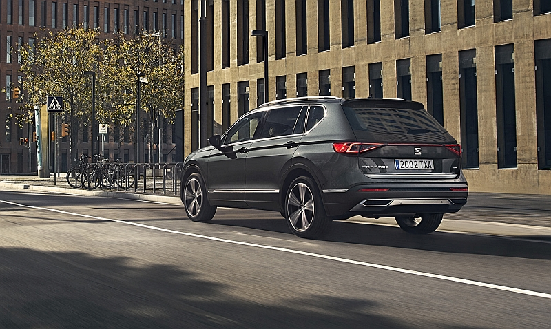 The SEAT Tarraco with no excuses 02 HQ