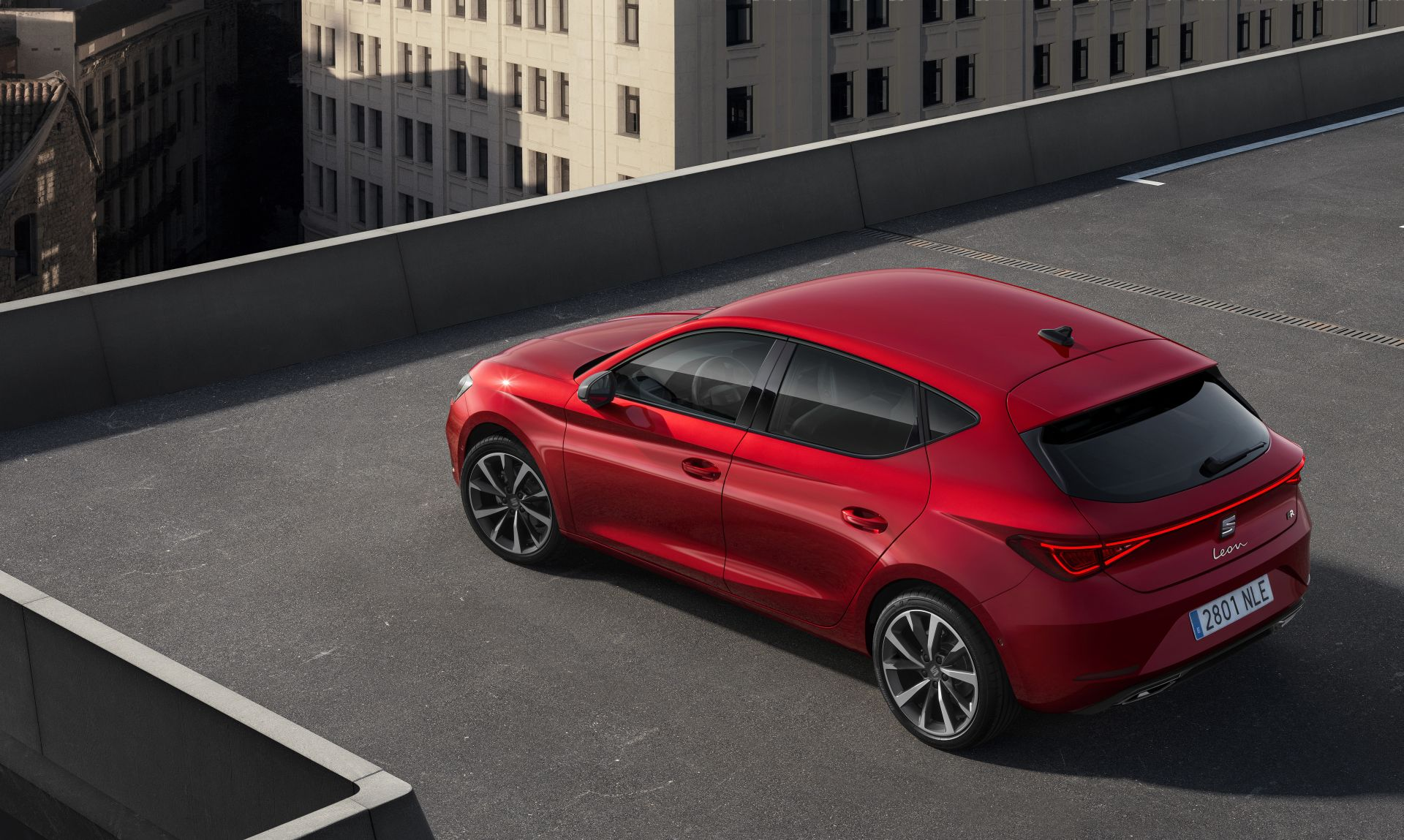 SEAT launches the all new SEAT Leon 04 HQ