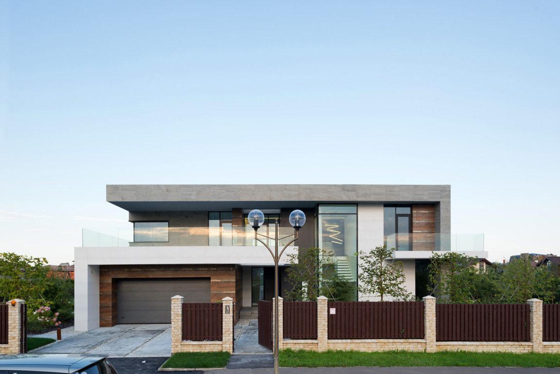 stavebníctvo a byvanie Country House in the Suburbs 02 1150x768