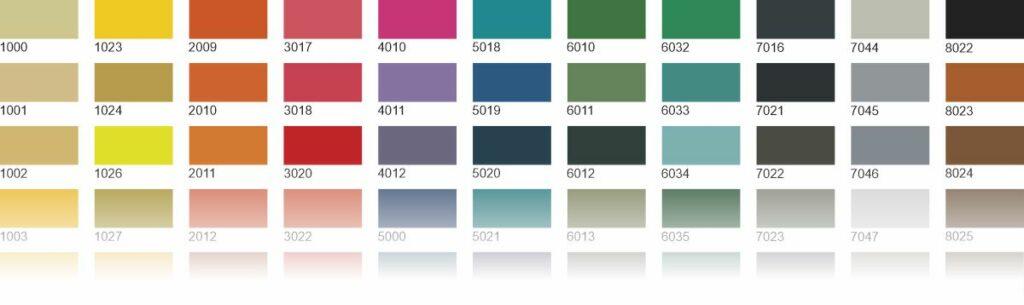 farebne prevedenie color