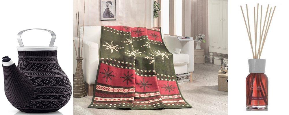 ec24cafd8 8. Luxusná bavlnená deka Noel s hustým vlasom (predáva  Matejovsky-povleceni.cz) 9. Vonný difuzér Grape Cassis od Millefiori Milano  (predáva Stylovo.sk)