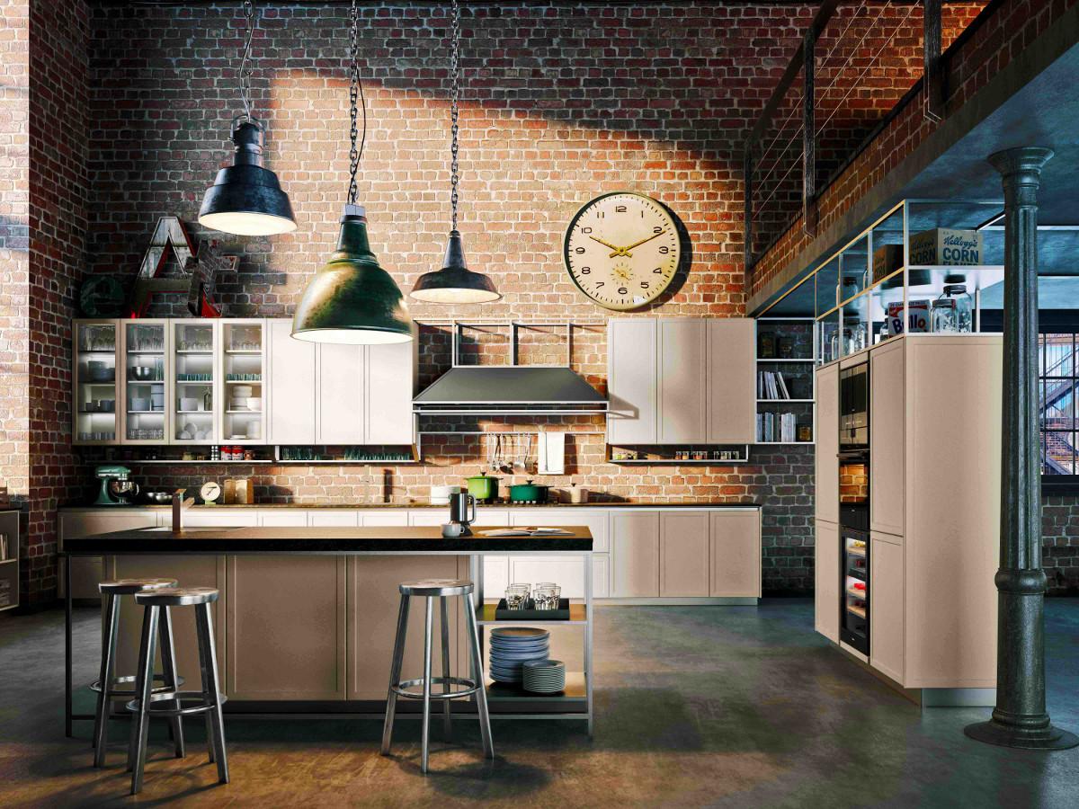 modern kuchy a ako v zva funkcie a priestoru stavebn ctvo a b vanie. Black Bedroom Furniture Sets. Home Design Ideas